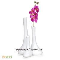 Набор керамических ваз Соната 3 шт