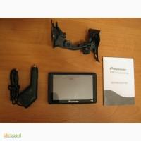 Автомобильный GPS HD 5#039;#039; навигатор Pioneer K53. Полный комплект