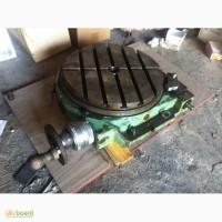 Продам стол поворотный фрезерный ф400мм (7204-0005)БЗСП