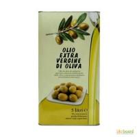 Масло оливковое Olio Extra Vergine di Oliva, 5л Италия