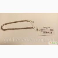 Браслет серебряный вес 5, 3 грамм, размер 20, 265 гривен