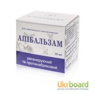Регенерирующий и противоотечный Крем Апибальзам при заболеваниях кожи