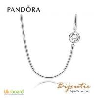 Pandora Колье ESSENCE 596004 ― серебро 925 проба