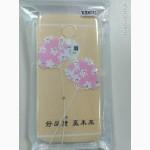 Чехол со стразами на Meizu M3 Note, защитное стекло