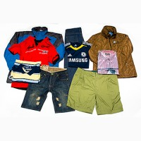 Секонд хенд оптом мужская одежда (микс) от SRS Company