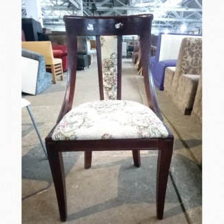 Стул б/у деревянный мягкое сиденье