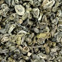 Чай зелений равлик (Зеленая улитка) ТМ Світ чаю
