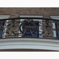 Кованые козырьки, лестницы, мангалы, перила, беседки, балконы, ворота, заборы