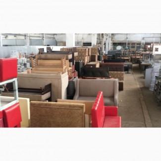 Б/У мебель для кафе, бара, ресторана, столовой
