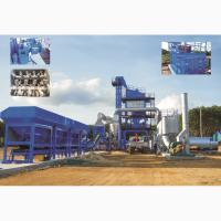 Стационарный асфальтобетонный завод Sinosun SAP104 (104 т/ч)
