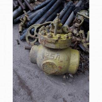 Энергетическая трубопроводная арматура Чеховского завода : 1) Клапан 6с, Ду 150, ру100