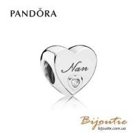 PANDORA шарм ― любовь бабушки 797031CZОригинал