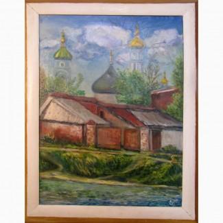 Продам картину Харьков( холст, масло 30х40 авторская работа) Харьков