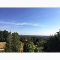 Лесники, Зеленый гай. Постройки в эксклюзивном месте на холме с видом на Киев