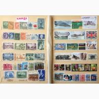 Альбом с марками Старый мир более 900 марок конец 19 го начало 20 веков