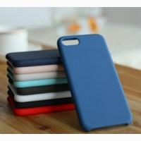 Silicon Case чехол на iPhone 5/5S/SE/6/6S/6Plus/7/7Plus/X