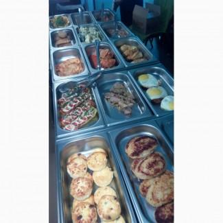 Организация питания на территории заказчика