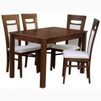 Столы обеденные Грамма из бука или дуба