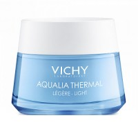 Крем для лица увлажняющий легкий Aqualia Thermal Rehydrating Cream Light Vichy