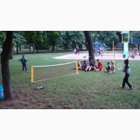 Теннисная сетка(детская H-0.74м; L-3, 05м) для игры в большой теннис