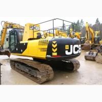 Экскаватор-перегружатель JCB JS 220 LC