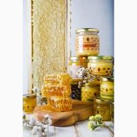 Натуральний мед від Медик Ведмедик