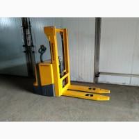 Штабелер электрический Jungheinrich EJC Z14 1400 кг 2, 50м ГАРАНТИЯ