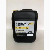 Масло гидравлическое Gecco lubricants Hydrox HLP-46 20л