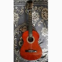 Классическая гитара ever play в отличном состоянии