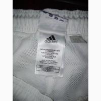 Белые бриджи Adidas оригинал