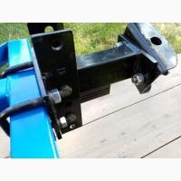 Плуг двохкорпусний до мотоблока, мототрактора