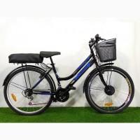 Электровелосипед Мустанг Sport 26 350W 36V с трансмиссией на 6 скоростей