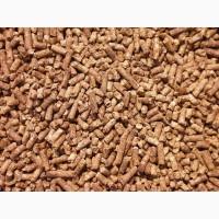 Гранульовані висівки пшеничні