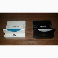 Док-станция + кардридер для Samsung + кабель