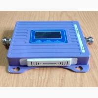 Усилитель мобильного сигнала двухдиапазонный GSM 900/4G LTE 900 + 3G 2100 МГц
