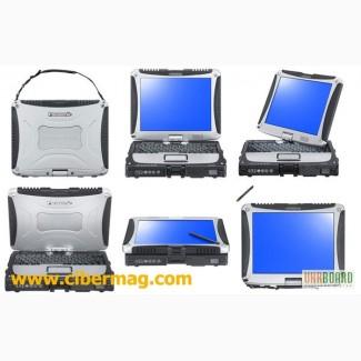 Защищенный промышленный ноутбук Panasonic cf19 mk2
