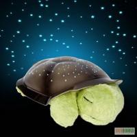 Музыкальная черепаха ночник проектор звездного неба