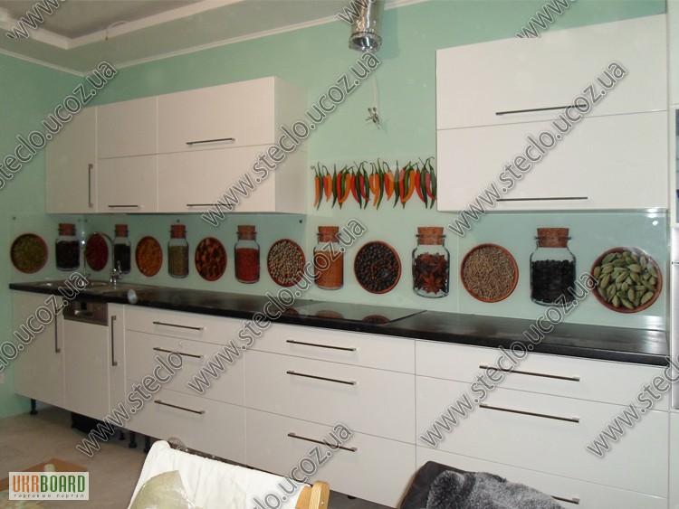 Фото 9. Скинали для кухни