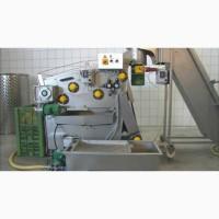 Линия по производству сока прямого отжима производительностью до 500 л/час