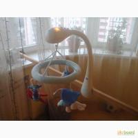 Продам детскую мобиль игрушку Chicco Храбрые пилоты ДЕШЕВО