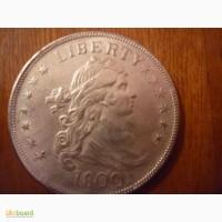 1 доллар 1809
