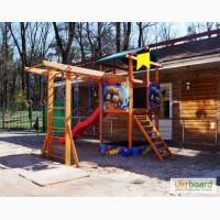 Детские площадки игровые домики SB-14
