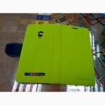Чехол книга для Lenovo A5000 с кармашками Подбор чехлов