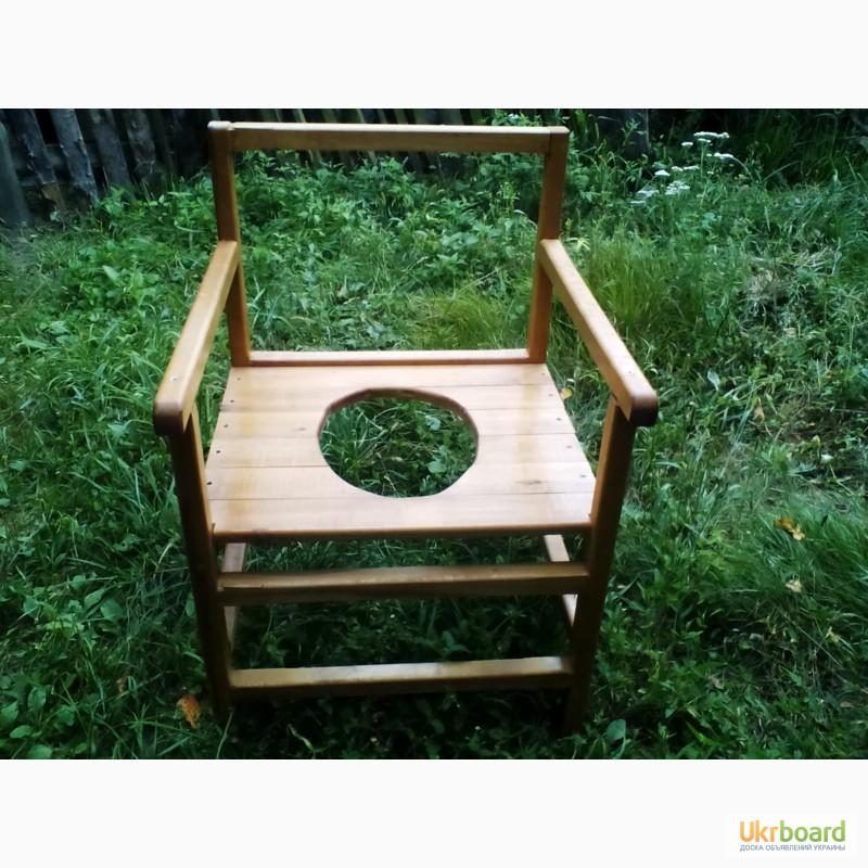 Как сделать из стула унитаз