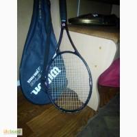 Теннисные ракетки вилсон мужская и женская(детская)
