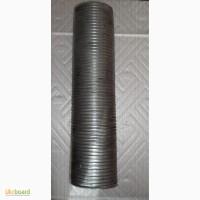 Труба глушителя( ГОФРА) 100 мм