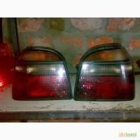 Продам оригинальные фонари Hella Black на VW Golf 3