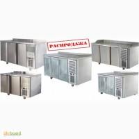 Холодильные и морозильные столы Polair на 2, 3 и 4 двери