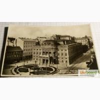 Открытка (ПК). Братислава. Городской театр. Лот 146