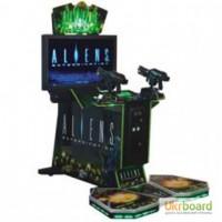 Акция: продажа детского аттракциона Симулятор стрельбы Aliens по супер цене